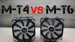 SNOWMAN M-T4 VS SNOWMAN M-T6