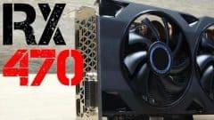 Видеокарта XFX RX 470 из Китая