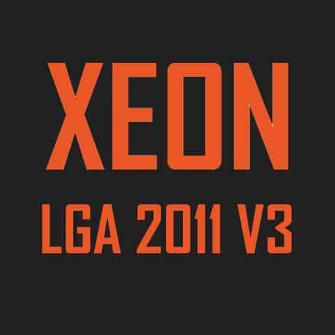 Процессоры LGA 2011 V3